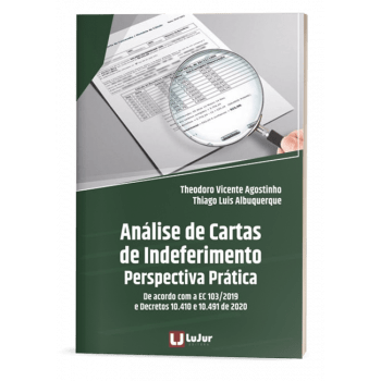 ANÁLISE DE CARTAS  DE INDEFERIMENTO - PERSPECTIVA PRÁTICA